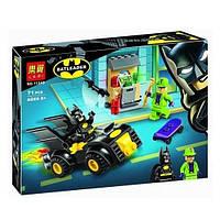 """Конструктор Bela 11348 (Аналог Lego Super Heroes 76137) """"Бэтмен и ограбление Загадочника"""" 71 деталь, фото 1"""