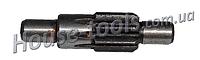 Шпиндель шестерёнчатый рейсмуса Sturm ТН14203, Энергомаш РС-14203, JET JWP-12-малый