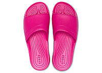 Crocs Classic Slide оригинал США сланцы шлепанцы женские J5 37 - 38 крокс