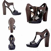 Босоножки Michael Kors Barkley T-strap platform dress sandails