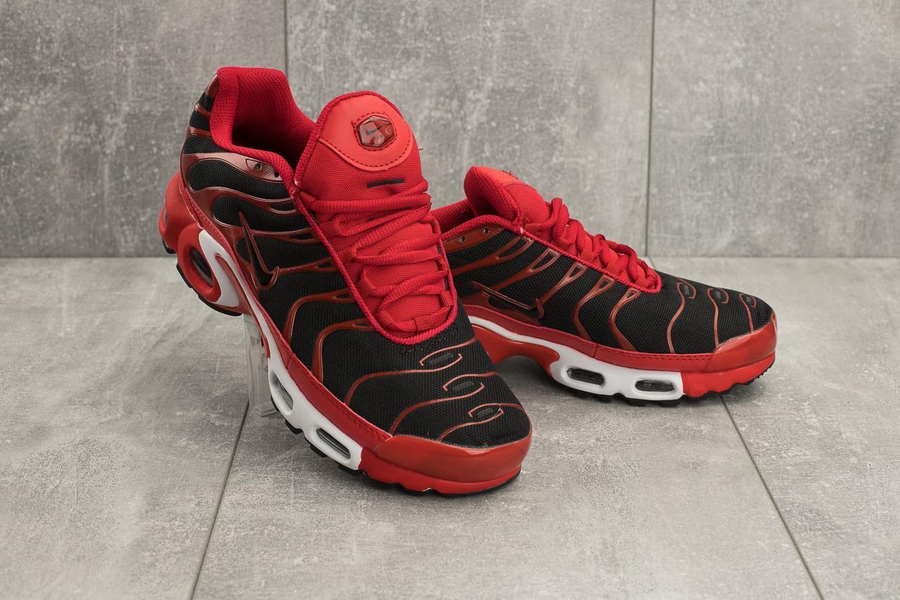 Мужские кроссовки текстильные весна/осень красные Ditof TN-14