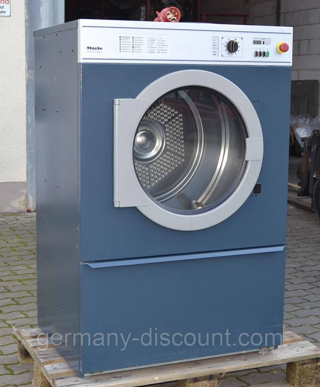 Сушильна машина Miele Professional T6200 10 кг