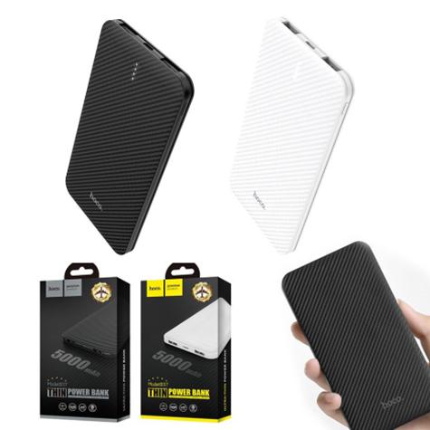 PowerBank Hoco B37 Persistent 5000 mAh  Портативный аккумулятор с двойным USB