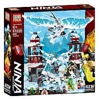 "Конструктор Lele 61030 (Аналог Lego Ninjago 70678) ""Замок проклятого императора"" 849 деталей, фото 1"