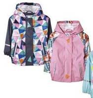 Демисезонная куртка-дождевик  Lupilu 86\92,110\116