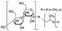 H3785 Гипромелоза (гидроксипропилметилцеллюлоза), соответствует требованиям USP, вязкость ~4,000 cP, 2 % в воде при 20 °C, 250 г (Sigma-Aldrich)