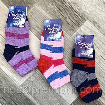 Детские носки махровые травка Классик, г. Черкассы, арт.16В-92, размер 20-22 (30-35), ассорти