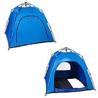 Палатка зимняя утепленная, 200х200х165см, для зимней рыбалки