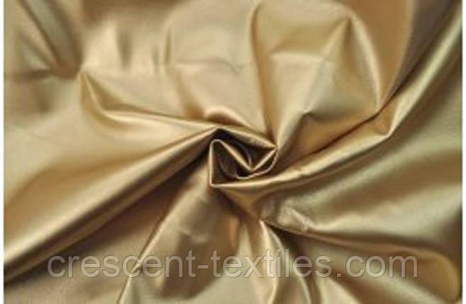 Ткань Кожа стрейч (Золота), фото 2