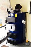Idmar CIC котлы на дровах сверхдлительного горения мощностью 25 кВт, фото 2