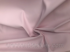 Ткань Кожа Стрейч (Бледно-Розовый)
