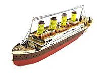 Металлический набор для сборки модели Титаника