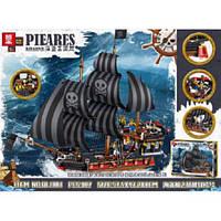 """Конструктор QL 1801 """"Пираты"""" 987 деталей"""