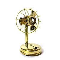 КНР Вентилятор Ретро На Батарейках Бронза (17,5Х9,5Х9 См) 27430