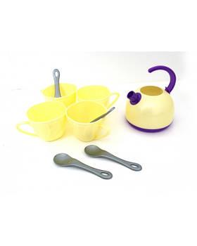 Набор посуды (5 пред./цвет в ассортименте), арт. 924 в 4, Орион