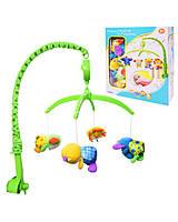 Мобиль 81533 (1381308) мягкие игрушки, муз.в кор. 29*9*37см