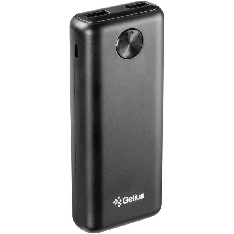 Дополнительная батарея Gelius Pro Torrent 10 GP-PB10014 10000mAh Black