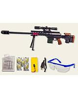 Снайперская винтовка аккум. AWP-9 с гелевыми пульками, в кор. 93*7,5*28,5см