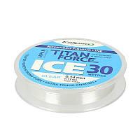Леска Kalipso Titan Force Ice 30м 0,14мм