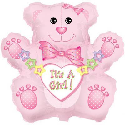 """CTI 32"""" Это девочка - Медведь"""