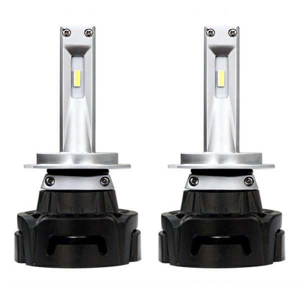Комплект LED ламп ALed R H7 6000K 4000lm с вентилятором (для рефлекторной оптики)