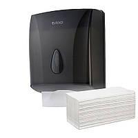 Диспенсер бумажных полотенец. Rixo Maggio P228TB