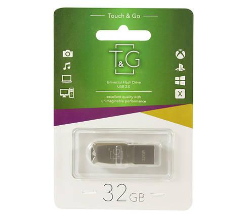 Флешка 32 Гб T&G 100 Metal series, TG100-32G, фото 2