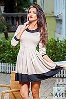 Платье с черными краями, фото 1