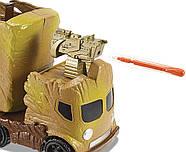 Трейлер АвтовозГрут Стражи Галактики Hot Wheels Marvel Comics Groot Hauler Vehicle, фото 2