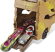 Трейлер АвтовозГрут Стражи Галактики Hot Wheels Marvel Comics Groot Hauler Vehicle, фото 4