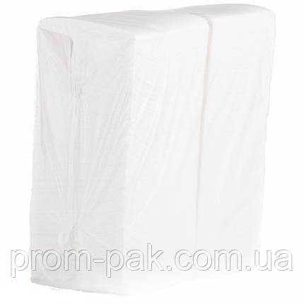 Салфетки барные, белые 500 шт, фото 2