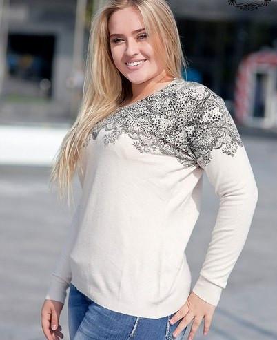 женский свитер купить украина батал