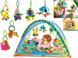 Игровые и развивающие коврики