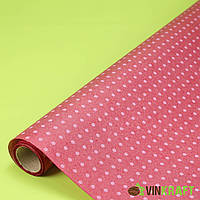 Крафт папір подарунковий  (рулон 70см*8м) 70г/м2