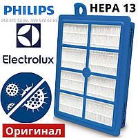 Оригинал фильтр Philips FC 9071, 9170, 9174 hepa 13 FC8038 для пылесосов с мешком s-bag и без мешка для пыли, фото 1