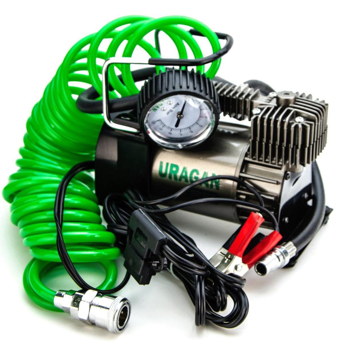 Автомобильный компрессор Uragan 90140 40 л/мин 12 В