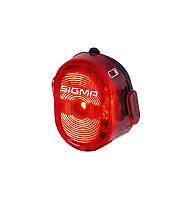 Задній ліхтар Sigma Sport NUGGET II FLASH