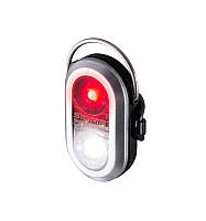 Задній ліхтар Sigma Sport MICRODUO GRAY