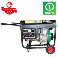 Дизельный генератор Iron Angel EGD 6000 CLE (5.5 кВт)