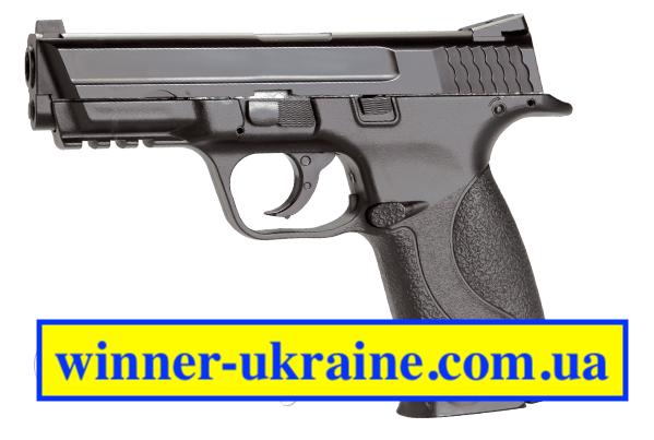 Пневматический пистолет KWC KM48(D) (Smith&Wesson M&P)