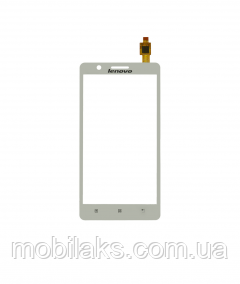 Сенсор (Touch screen) Lenovo A536/  A358T/  A368 белый, фото 2