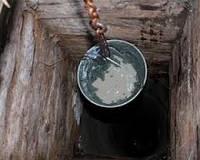 Углубления колодцев в Тетиеве и Тетиевском раене,углубить колодец в Володарке,углубления дна колодца.