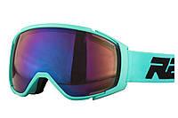 Маска гірськолижна Relax Skyline HTG69B Turquoise