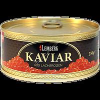 Икра красная горбуша Lemberg KAVIAR Германия 250г