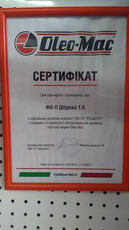 Бензопила Oleo-Mac GSH 51, фото 2