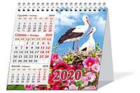"""Календарь настольный домик на 2020 г. """"Аисты"""" №738"""