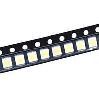 10x 2828 3228 SMD LED 3В 1.5-3Вт SPBWH1320S1EVC1BIB подсветки матриц ТВ (04555)