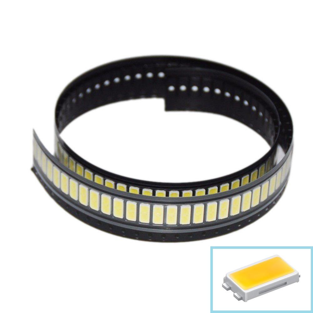10шт. LED SMD 7030 LEWWS73V15CZ00 подсветки матриц ТВ LG Innotek набор