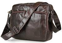Сумка мужская Vintage 14369 Коричневая, Коричневый
