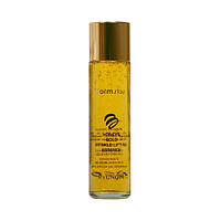 Эссенция с экстрактом золото и меда Farmstay Honey & Gold Wrinkle Lifting Essence 130 мл (8809426954957)